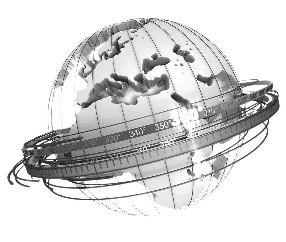 Roto North America World Globe