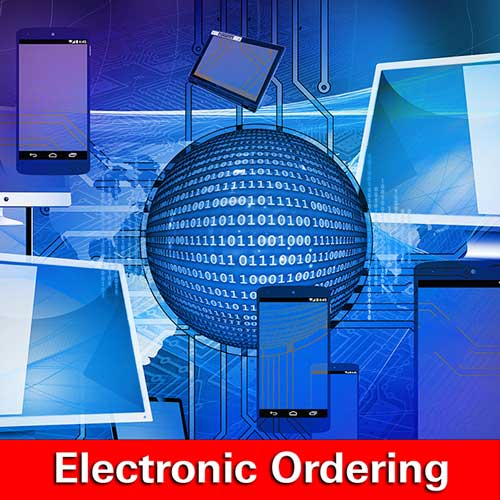 Electronic-Ordering