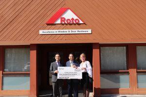 RFA Donates to CT Department of Veterans Affairs - Roto