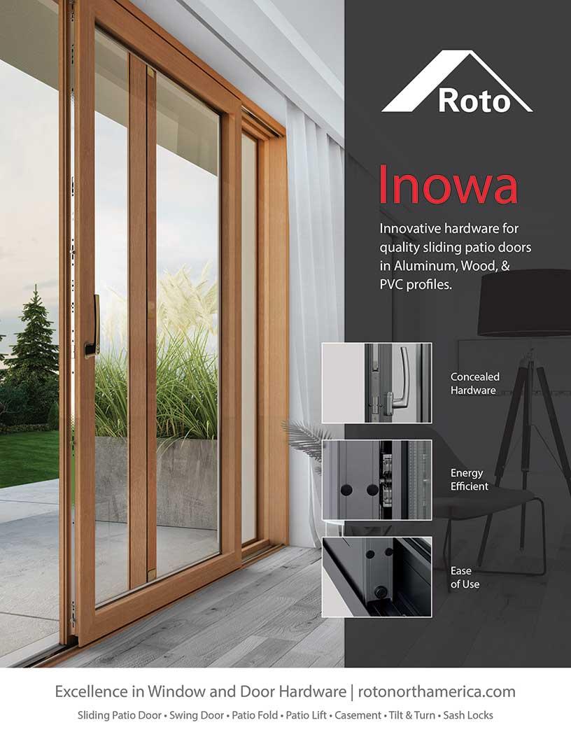 Inowa Door Print Ad RND3
